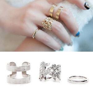 Women-Charm-Hollow-Flower-Finger-Ring-Set-Retro-Knuckle-Rings-Chic-Leaf-Ring3C