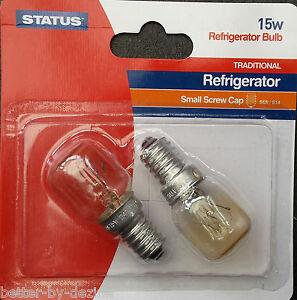 2-Fridge-Freezer-Refrigerator-Cooker-Hood-Sewing-Machine-Lamp-Bulb-15w-SES-E14