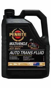 Penrite ATF BMV Multi Vehicle Automatic Transmission Fluid 4L fits BMW X Seri...