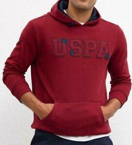 US Polo Assn. Herren Pulli, Kapuzenpullover, Pullover, Sweater, Große: X-Large