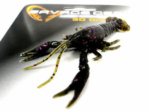 "savage gear 3d crayfish 3"" soft plastic crawdad bass fishing, Soft Baits"