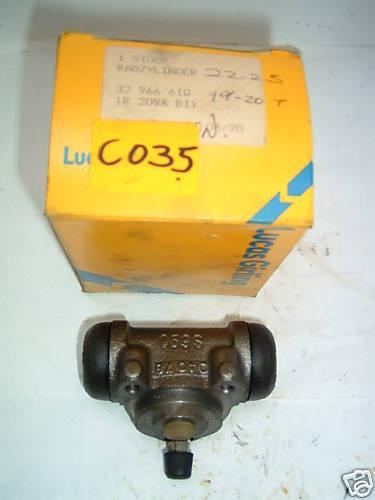 Cylindre de Roue arrière PEUGEOT 305 RANCHO Alpine Simca