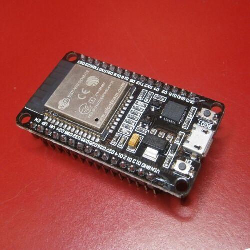 Module Esp32 Devkit V1 with Wifi /& Bluetooth Blue Streak Esp-Wroom-32 and Silabs