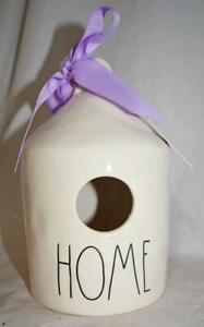 New-Rae-Dunn-Artisan-Collection-LL-HOME-Bird-House-by-Magenta