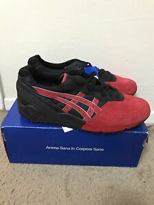 finest selection 34552 ab205 Details about Asics Gel Lyte V Spanish Reverse Rose Black and Red