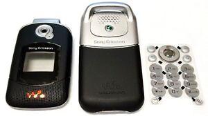 About Lenses Sony Details Ericsson W300i Door Battery W300 Black Housing Cellphone Keypad