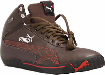 Sport Puma Mid Casual Haut Lacets Cat garçon Baskets Speed Cheville Gtx 9 2 Jr S5qBP6xn