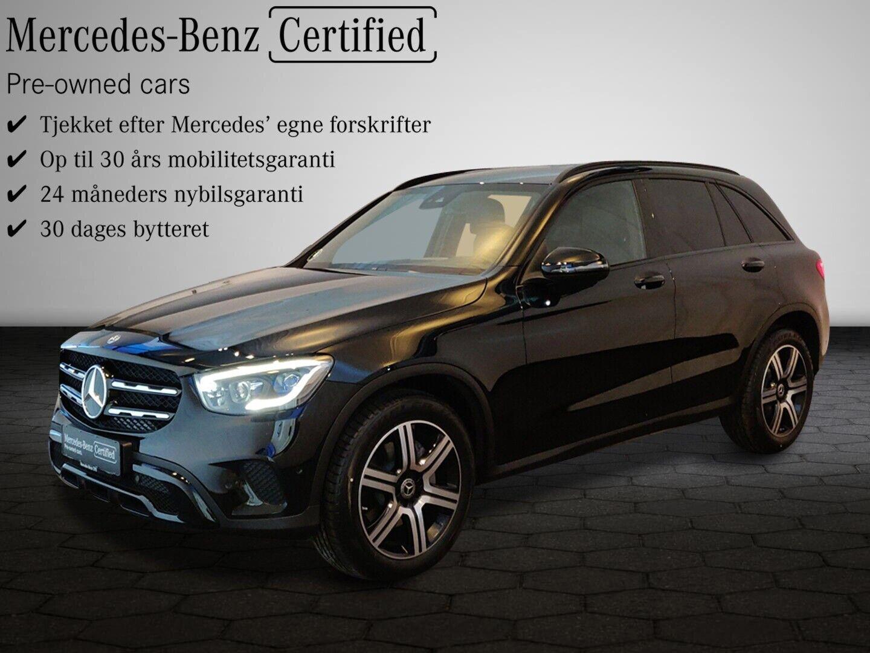 Mercedes GLC220 d 2,0 aut. 4-M 5d - 699.900 kr.