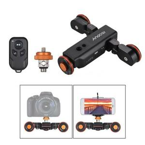 Pro-Motorized-Camera-Video-Tripod-Dolly-Electric-Camera-Track-Roll-Slider-Skater