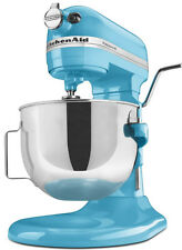 KitchenAid Stand Mixer 475 -W 10-Speed 5-Quart RKg25h0XCL Blue Professional HD
