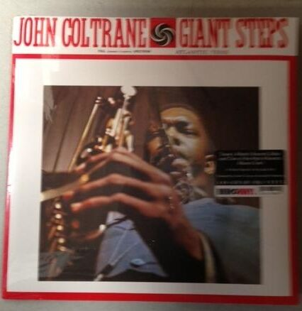 John Coltrane - Giant steps -  LP VINYL 180 Gr USA RHINO    RARO  - SEALED MINT