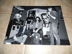 Pearl Jam Band Signed Autographed 11x14 Guitar Photo #3 x Mike & Dave F3