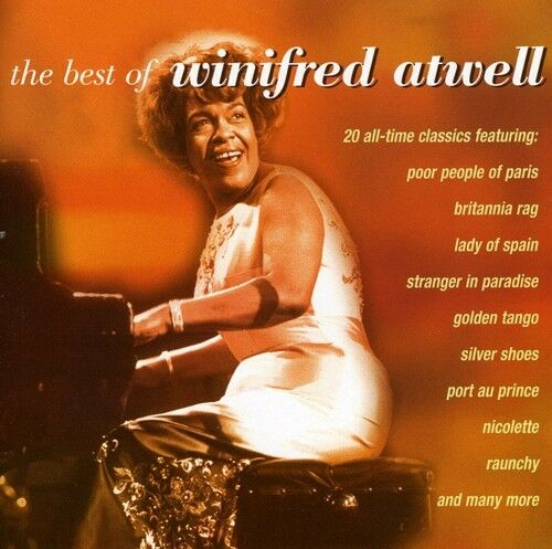 1 of 1 - Winifred Atwell - Best of [New CD]