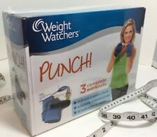 Weight Watchers: Punch (DVD, 2012, With Weighted Gloves)