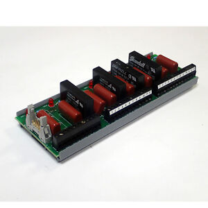 Thermotron 8 Event Relay Board