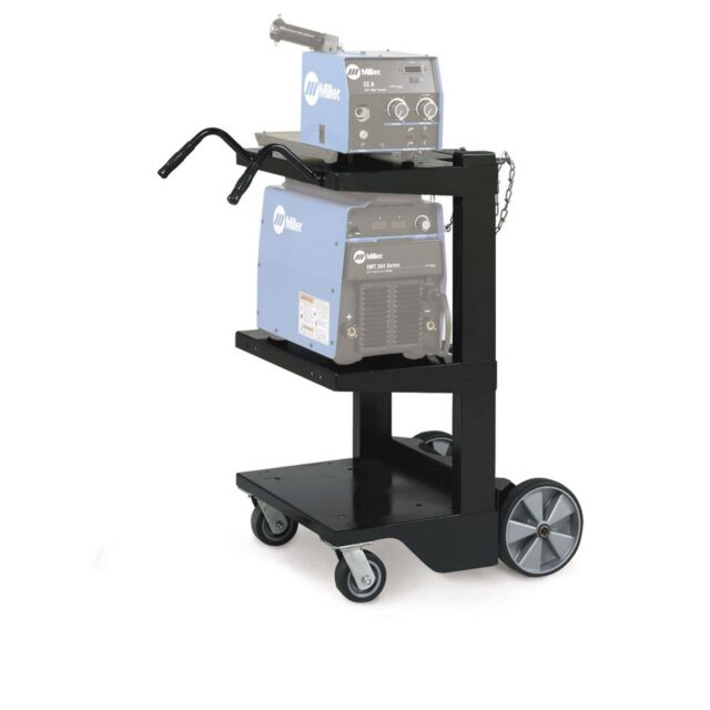 Miller Migrunner Cart for Welder and Wire Feeder | eBay