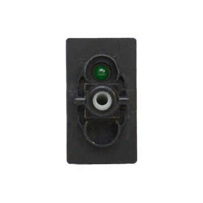 On Boat Rocker Switch No Cover Plate Off Carling Lighted 20 Amp 12 Volt On