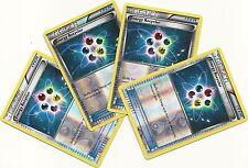 4x ENERGY RECYCLER #72/98 REV HOLO - XY Ancient Origins Pokemon Card- MINT