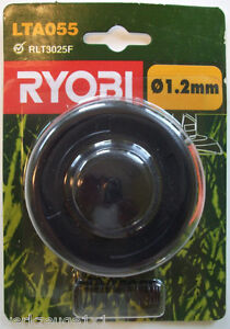 RAC 122,Dopplfadenspule+Deckel für RLT 5030S,RLT4027 Ryobi* RLT 5027,RLT 6030