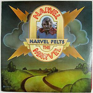 NARVEL-FELTS-Narvel-The-Marvel-LP-1976-COUNTRY-SOUL-NM-NM