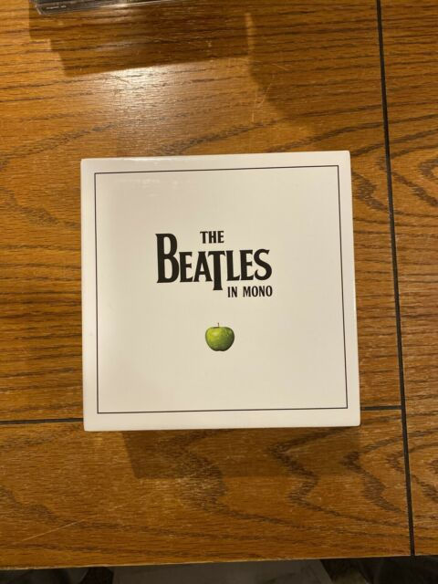 The Beatles in Mono [Box Set] by The Beatles (CD, Sep-2009, EMI Music...