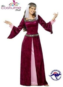 8-PLUS-size-26-Medieval-Maid-Marian-Gown-Game-of-Thrones-Marion-Costume
