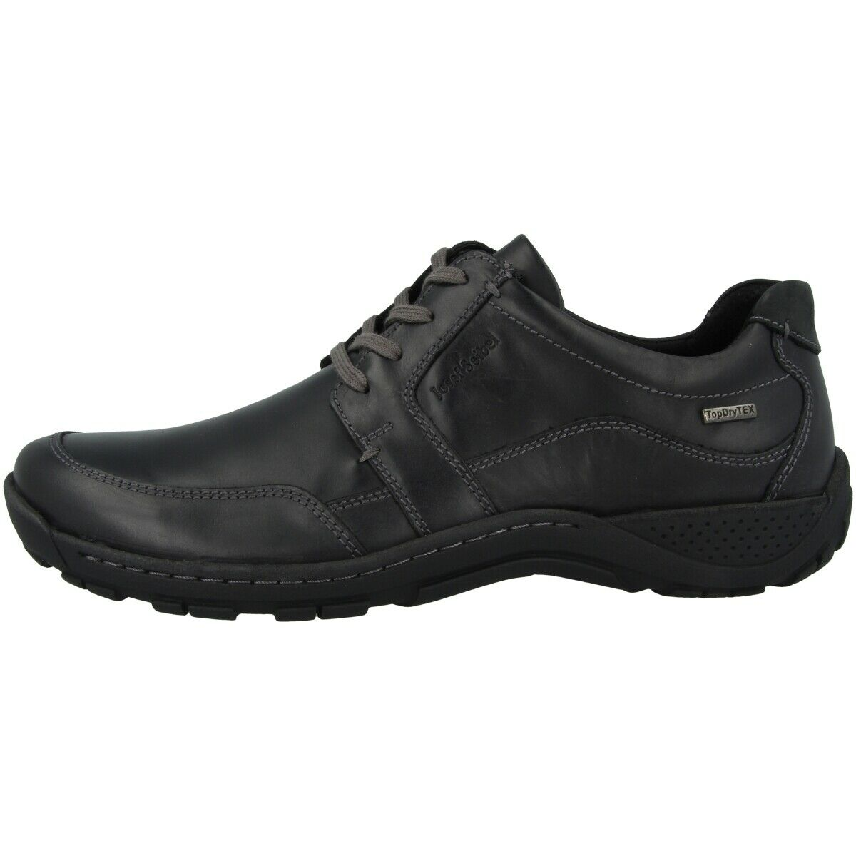 Josef Seibel Nolan 46 zapatos caballero zapatillas zapato bajo con cordones 17564-je145-100