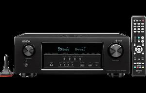 Denon AVR-S730H 7.2 Channel Full 4K Ultra HD AV Receiver with HEOS
