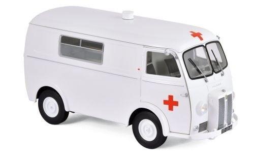 Peugeot D4B  1963  Ambulance 1 18 Norev