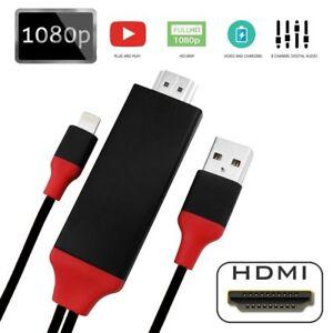 Proxinova-Lightning-to-HDMI-TV-AV-1080P-2M-Cable-Adapter-for-iPhone-7-6-5-iPad