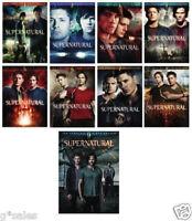 Supernatural Tv Series Complete Season 1-9 (1 2 3 4 5 6 7 8 & 9) Dvd Set