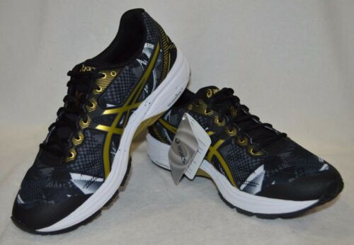 Gt Asics 10 1000 Black hombre correr Gr 5 Nwb para T6b2n rich para 9 tamaño Zapatillas Gold wFqtgI