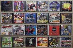 Heavyrock-kerrang-gran-lote-de-23-CD-s-discos-variados