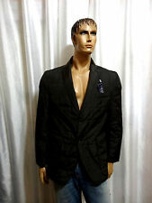 Chaps Jacket Mens Size 38r 38 Regular Black Quilted Blazer Retail ... : mens quilted sport coat - Adamdwight.com