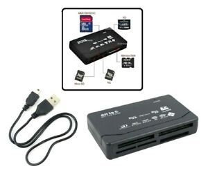 Mini-Memory-Card-Reader-26-IN-1-USB-2-0-High-Speed-For-CF-xD-SD-MS-SDHC