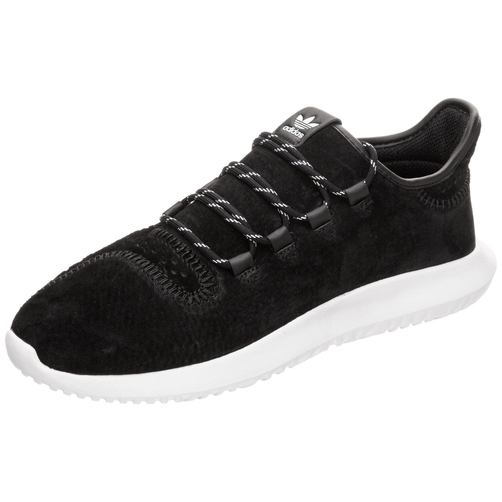 adidas Originals Tubular Shadow Sneaker Schwarz NEU Schuhe Turnschuhe