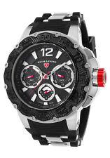 Swiss Legend Ultrasonic Mens Watch 14096SM-01-BB