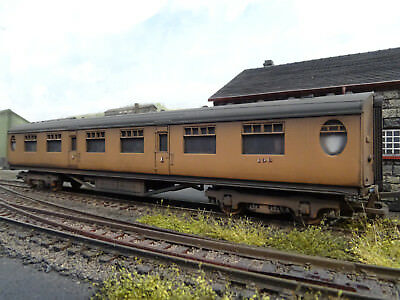 Romantico Bachmann Lner Thompson Coach 138 (lineside Weathered) Ultimo Stile