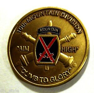 10th-Mountain-Division-Challenge-Coin-with-62d-Air-Defense-Artillery-on-reverse