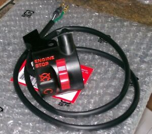 Details about HONDA CRF50 CRF50F CRF 50 ON/OFF, KILL STOP SWITCH, THROTTLE  HOUSING 2004-16
