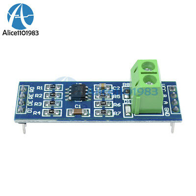 2PCS TTL to RS485 MAX485CSA MAX485 Converter Board for Arduino