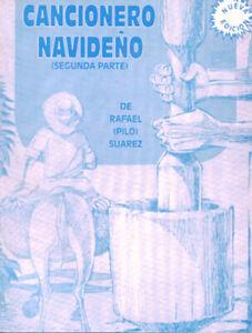 Cancionero Navideño para Guitarra Vol 2 (Acordes y Letras) Pilo Suárez