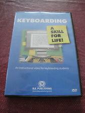 Keyboarding A Skill For Life Instructional DVD - B.E. Publishing