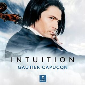 GAUTIER-CAPUCON-INTUITION-CD-DVD-NEW