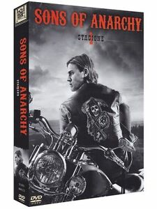 Sons-Of-Anarchy-Serie-Tv-1-Stagione-Cofanetto-4-Con-Dvd-Nuovo-Sigillato