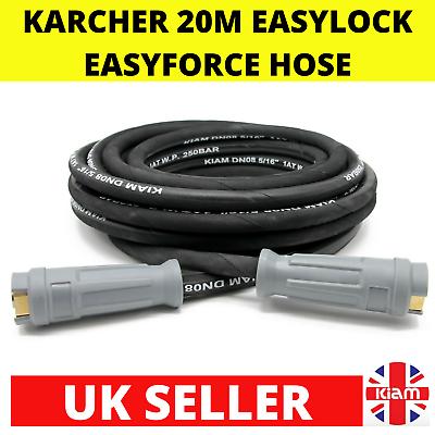 "10 m KARCHER /""easyforce/"" Easylock Tuyau haute pression HD 5//12 C Plus HD 6//11-4 M"