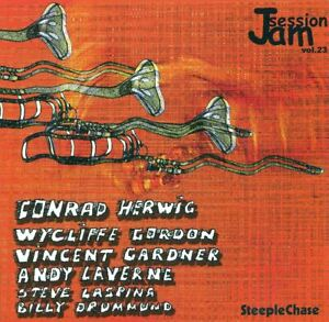 Vincent Gardner - Jam Session, Vol. 23