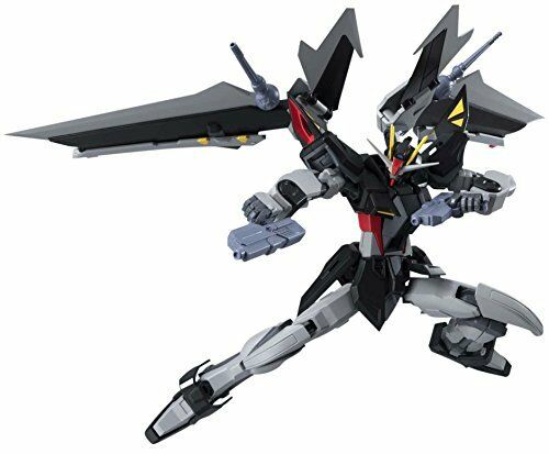 NEW ROBOT SPIRITS Side MS STRIKE NOIR Action Figure Gundam SEED C.E.73 BANDAI