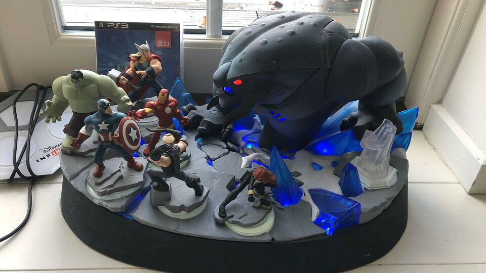 Disney Infinity 2.0, PS3, rollespil