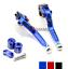 Brake Clutch Lever Bar Ends Master Cylinder Clamp For Suzuki GSX-R600//750//1000